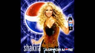 Shakira - Inevitable (English Version) - Pepsi EP
