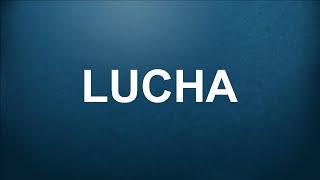 Lucha / Esas Manos Eran de Jesús -luta- IURD Letra/Musica