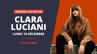 Clara Luciani - La grenade - Session Live OUI FM
