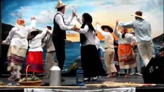Baile da Povoacao - Sao Miguel - Grupo Folclorico Memorias da Nossa Terra de Winnipeg