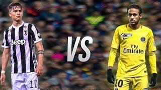 Paulo Dybala Vs Neymar Jr● Crazy Dribblings & Goals ● 2018 HD