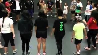 Lolly Witch rehearsals chapter 1