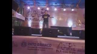 Gyerry Marlon | Dubstep Violin | Virada Cultural Paraná