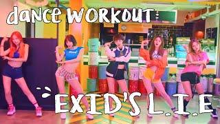 EXID _ L.I.E (엘라이) Dance Workout