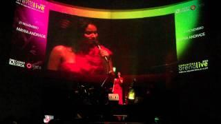 Mayra Andrade - Arena Live 2011