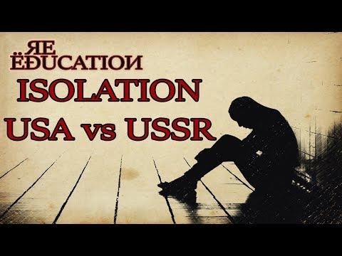 ISOLATION America vs USSR