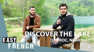 The lake of the Broc | Super Easy French 31 width=