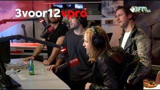 St Tropez Interview - Live @ 3voor12 Radio