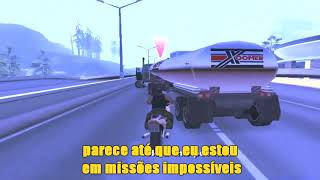 Rap do GTA San Andreas - Versão BR