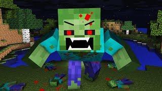 Zombie Apocalypse 2 - Minecraft Animation