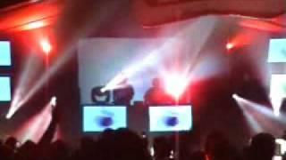 Swankie Dj b2b Kashi live @ Westfest 2008 - Bionic Arena