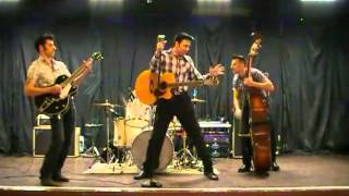 "MARK SUMMERS AND THE HOUND DOGS ""SHAKE RATTLE AND ROLL"" LIVE"