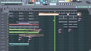 Ibranovski & Syzz - Smuggler FL Studio Remake (feat. Agus Zack)