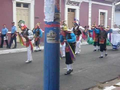 Ash Wednesday Parade, Granada, Nicaragua