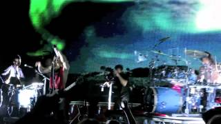 Conquistador live @ Sentrum Scene June 23, 2013 -- Thirty Seconds to Mars