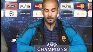 Pep Guardiola: Mourinho es el puto jefe, es el puto amo