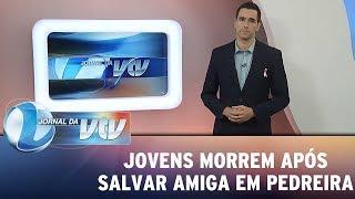 Jovens salvam garota, mas morrem afogados em Pedreira
