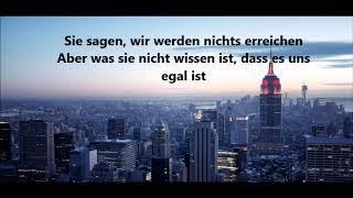 Jonas Blue - Rise (Deutsche Übersetzung)