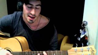 Chet Faker - I'm into you (acoustic cover) Alexi Longinidis-Florez
