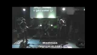 Iron Cobra - Madman (Ugly Kid Joe) - 12 Decembre 2014 - Acoustic Bar Montauban