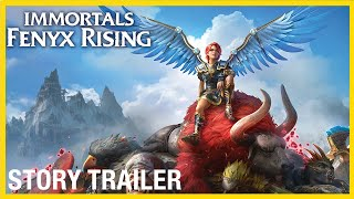 Immortals Fenyx Rising Gets a New Story Trailer, Playable Demo on Stadia