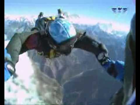 Highest Skydiving video – Everest Skydive