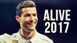 Cristiano Ronaldo - Alive | Skills & Goals | 2016/2017 HD