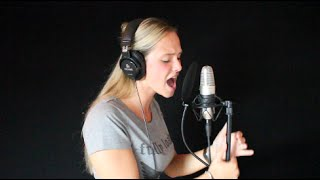 Lady GaGa - Perfect Illusion Official Live Cover Demi van Wijngaarden