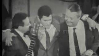 """""""MARIA"""" - PALITO ORTEGA CON ANIBAL  TROILO Y ROBERTO GRELA - 1964"""