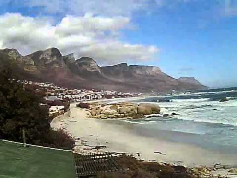 Timelapse Video – Glen Beach & Camps Bay – 17/06/2011