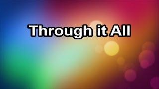 Through It All - Hymn  (Lyrics)