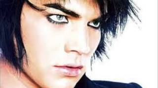 """Music Again"" by Adam Lambert (Lyrics on Screen)"