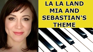 Mia and Sebastian's Theme (La La Land) Justin Hurwitz - Piano Cover/Sheet Music