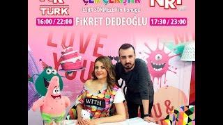 Çek Çekiştir'in Konukları Fikret Dedeoğlu ve Kemal Öğün Number1 Türk TV'de!!
