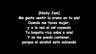 Farruko - Sunset (Letra) Ft Shaggy, Niki Jam