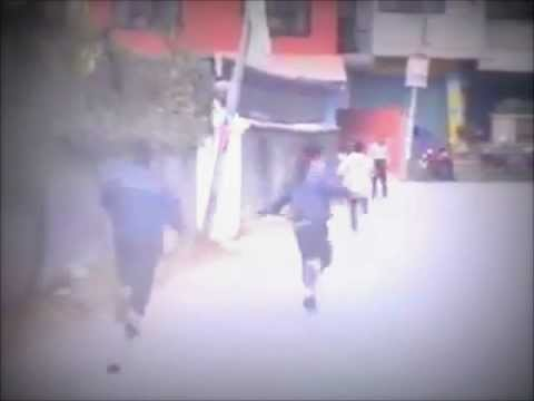 Bike Accident-Kathmandu, Nepal