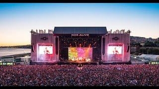NOS Alive Festival 2017 - The Lineup so far...