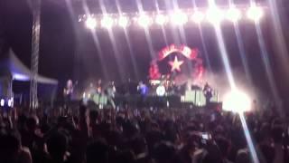 The Killers - Mr Brightside [Live in Kuala Lumpur, Malaysia] (Shaky)