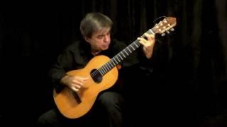 BRIDGE OVER TROUBLED WATER ( Simon & Garfunkel ) classical guitar by Carlos PIegari