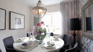 The Buchan showhome - Wheatfields, Seaton Delaval