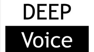 Now and later extra deep voice