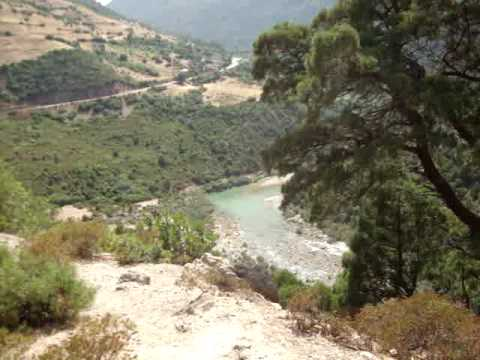 Between Oued Laou and Chefchaouen
