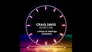 Craig David  Heartline Letham & Hastings  Remix / Club Mix