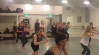 Tika's Brazilian Dance Class