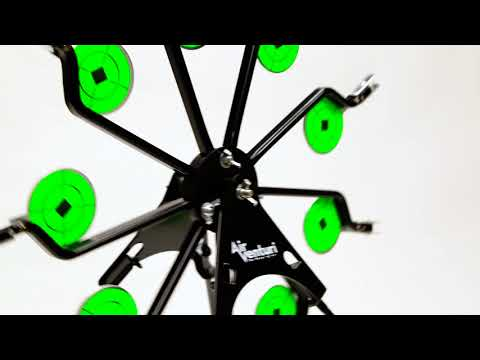 Video: Air Venturi Medusa Airgun Target   Pyramyd Air