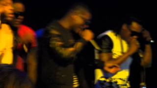 Plaza feat. Yudi Fox & Mike JVC - Ballin [B¤tch] | Família B.F [3° parte show]
