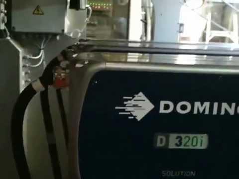 Domino D Serisi Laser Ambalaj Kodlama