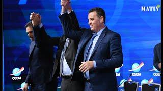 CGEM : Chakib Alj et Mehdi Tazi l'emportent à 96,12% des voix