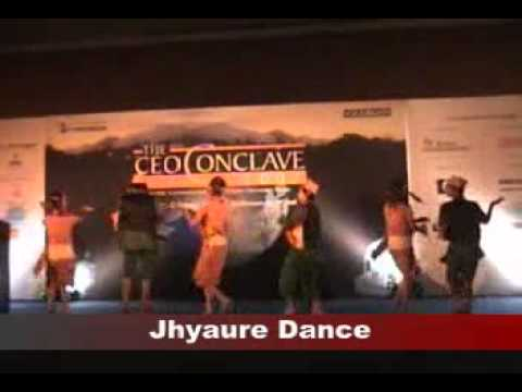 jhyaure dance by rishikesh Ghimire Nepal