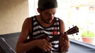 Charlie Brown Jr - Zóio de Lula (cover) - Ukulele